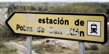 Lugo, flamante, estación, AVE, nadie, usará,