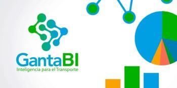 GantaBI, desarrolla, cuadros, mando, gestion, flotas Scania, Fleetboard,