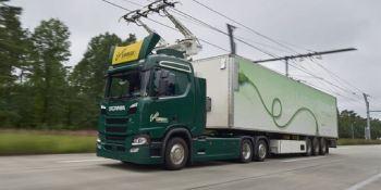 Alemania, carreteras eléctricas, camiones,