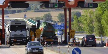 AP-1, aumenta, tráfico, camiones, primer, mes, peajes, levantar,