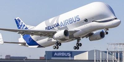Airbus, Beluga XL, primer, vuelo,