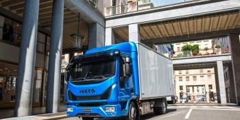 Iveco, expandir, camiones, gas, natural, Europa, Alemania,