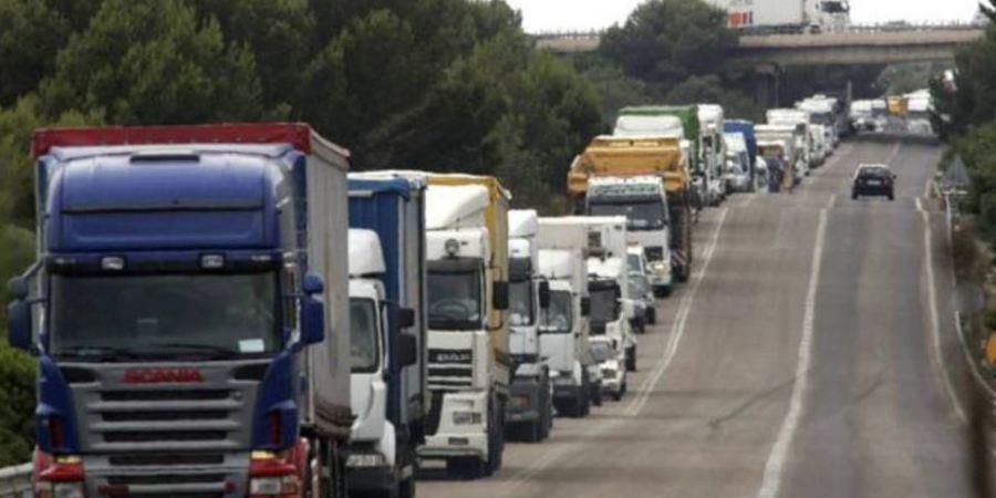 tramitan, desvíos, obligatorios, camiones, N-340,