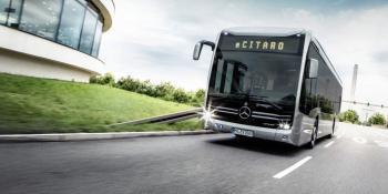 eCitaro, Mercedes, autobús, presentación, pasajeros, fabricantes, sector,