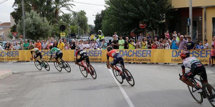 Dachser, cumple, años, logística, oficial, patrocinador, La Vuelta,