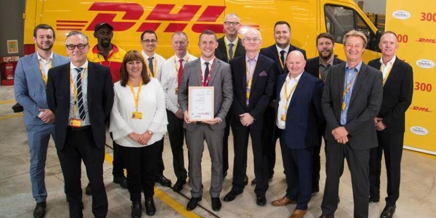 DHL Express, instalaciones, certificación TAPA,