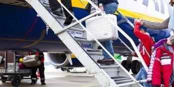 partir, noviembre, Ryanair, cobrará, equipaje, mano,