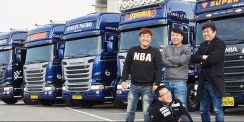 superhéroes, asiáticos de Scania,