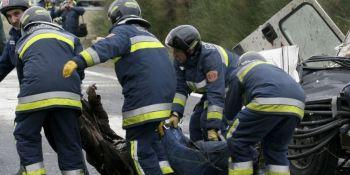 seis, fallecidos, colisión, furgonetas, Portugal,