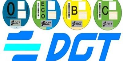 distintivos ambientales, DGT, adquirir, oficinas, correos,