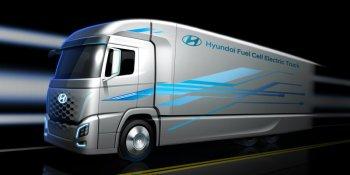 Hyundai, presenta, nuevo, camión, eléctrico, pila, combustible,