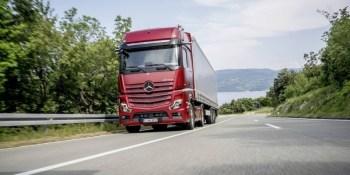 nuevo, Mercedes-Benz, Actros, 2019