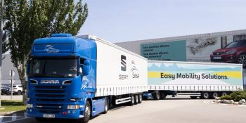 Scania, Sesé, Seat, megacamión, eficiencia, consumo, ecología, fabricantes del sector,