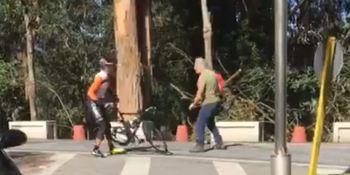 ciclista, agredido, camionero, ratifica, denuncia, juez, sociedad, tribunales,
