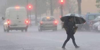 provincias, aviso, lluvias, tormentas, viento, oleaje, riesgo, extremo, Gerona,