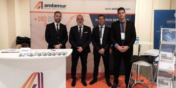 Andamur, WConnecta, networking, transporte, importante, Europa,