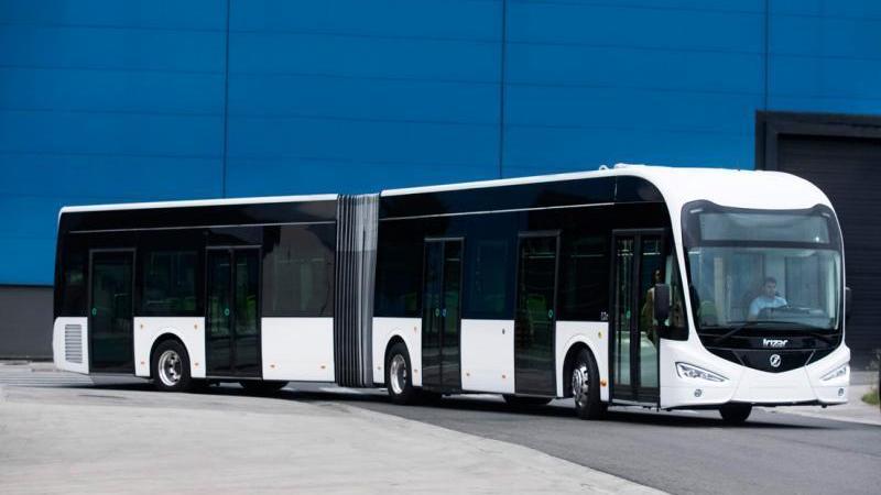 Luxemburgo, autobuses, eléctricos, Irizar, contrato, entrega,