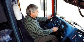 camionero, multa, 79 años, descanso, 24 horas,