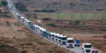 transportistas, nuevas, movilizaciones, catalanes,