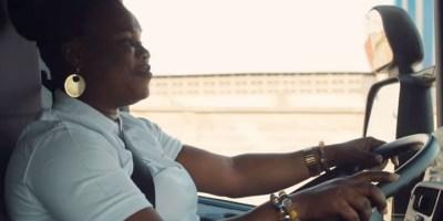 Scania, conductoras, brecha, género, Ghana,