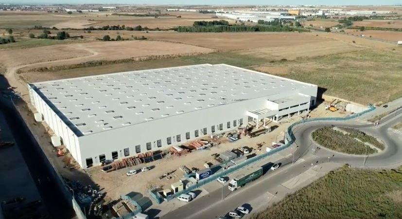 nuevo, centro logístico, Montepino, Guadalajara, DSV Solutions