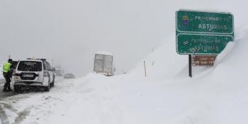 estado, carreteras,temporal, nieve,