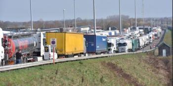 cierre, fronteras, belgas, ocasiona, importantes, retenciones,