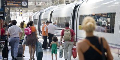 cancelados, trenes, jornada, huelga, hoy, Renfe,