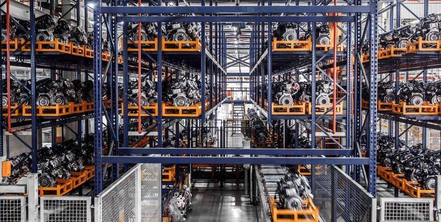 Volkswagen, Navarra, falta, motores, cierre, paro, fábricas, empresas, noticias, logística y almacenaje,