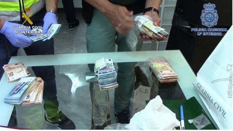 27, detenidos, robo, mercancía, camiones, vender,