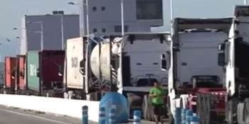 reacciones, denuncia,retrasos, Puerto de Algeciras,