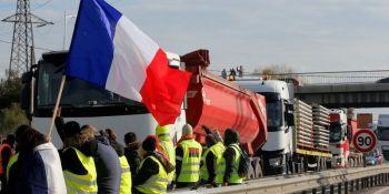 huelga general, Francia, reforma, pensiones,