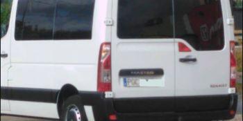 primeras, imágenes, camón, furgoneta, camuflados, DGT,
