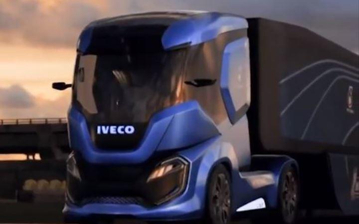 Iveco, presenta, camión, futuro, diseño, vídeo, fabricantes del sector,