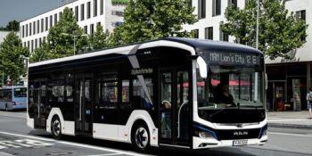 Starachowice, autobús MAN Lion's City E, fábrica,