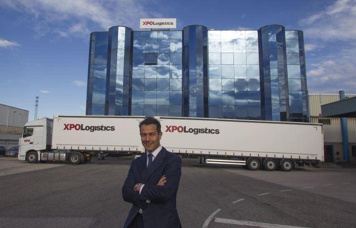 nueva, ruta, mega camiones, Barcelona, Valencia, XPO Logistics,