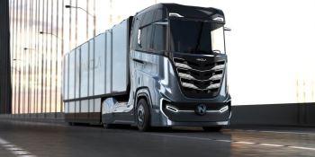 CNH Industrial, invertirá, camión, eléctrico, pila, hidrógeno, Nikola,