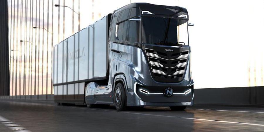 hidrógeno, mercado, europeo, Nikola, desarrolla, camión, eléctrico,