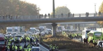 protestas, Francia, frontera, La Jonquera, copa, camiones, potencialmente, afectados, movilizaciones