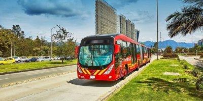 Volvo, entregará, 700, autobuses, urbanos, Bogotá,