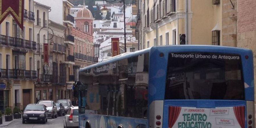 autobuses, inspección, trabajo, Málaga, sanciona, UTE, urbanos, Antequera,