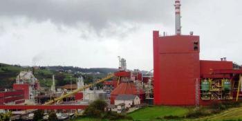 Plataforma, defensa, madera, Ence, Navia, Pontevedra, UITA; transportistas, comunicado,