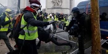 Gobierno, Francia, francés, estado, emergencia, protestas, chalecos amarillos,