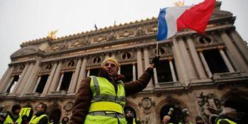 Francia, sábado, protestas, chalecos amarillos, fin de semana, sociedad, actualidad,