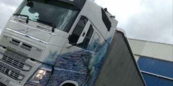 concurso, Camión del año Diario de Transporte, participantes, Adrian Fernández, felicidades, sorteo,
