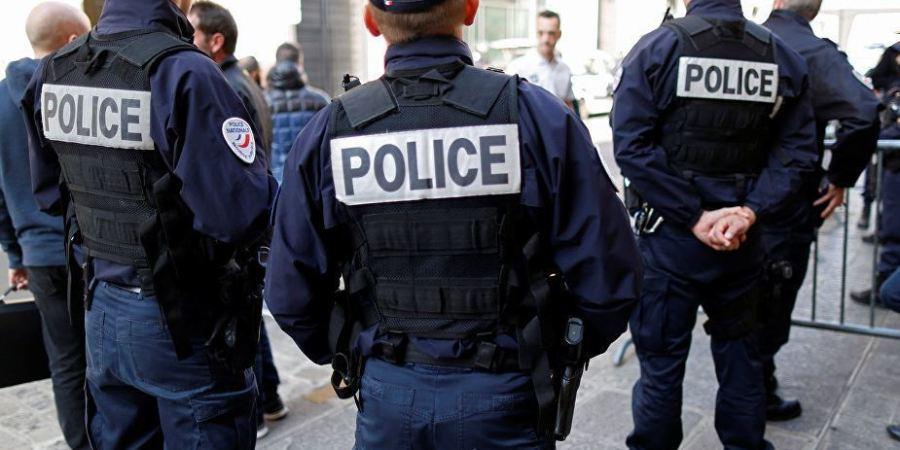 agentes, policía francesa, protestas, chalecos amarillos, sindicatos, policiales, Francia,