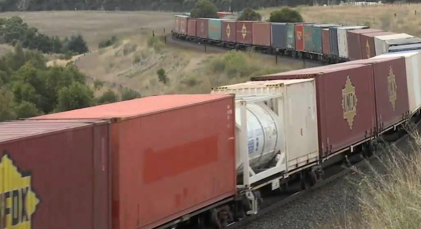 Australia, tren, más, largo, mundo, curiosidades, vídeos, ferrocarril, otros transportes, sociedad,