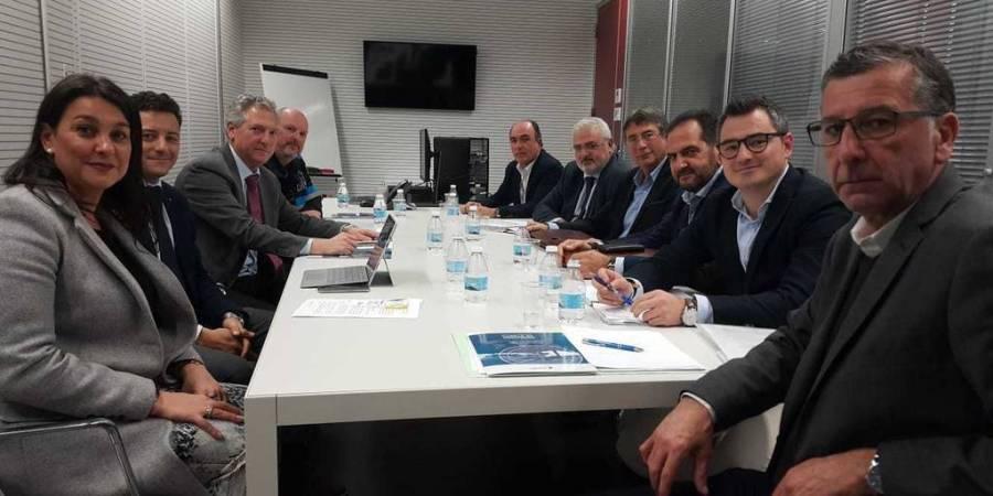 autoridad, portuaria, nueva, asociación, transportistas, Puerto de Algeciras, reúnen,