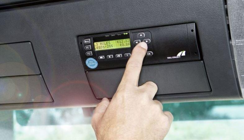 BAG, OBU, telepeaje, Alemania, conductores, pesos, ejes, dimensiones, camiones, pagos, multas,