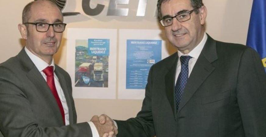 CETM, Iberaval, firman, acuerdo, permitirá, financiación, empresas, transporte, sociedad, actualidad,